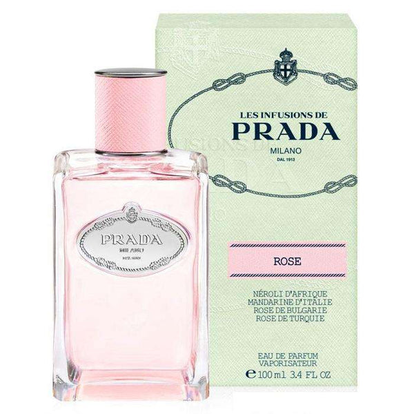Les Infusions De Prada Rose EDP 100ml - Perfume Philippines