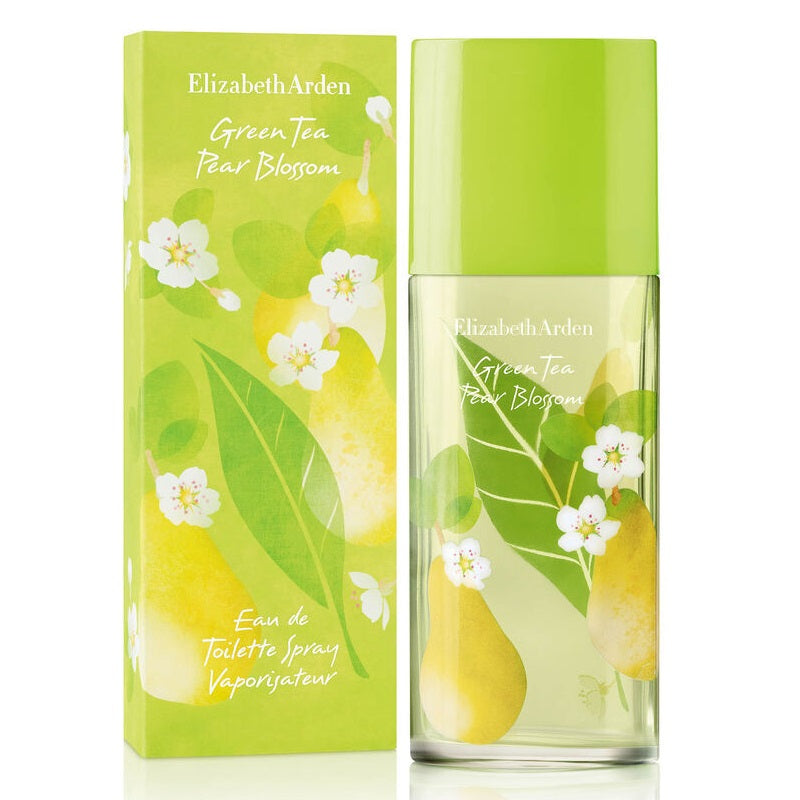 Elizabeth Green Tea Pear Blossom 100ml