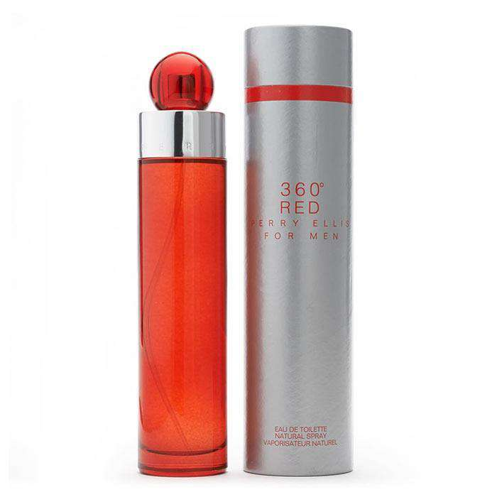 Perry Ellis 360 RED for Men EDT 200ml - Perfume Philippines