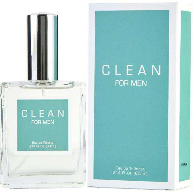 Clean for Men EDT 60ml - Perfume Philippines