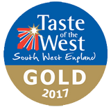 Taste of the West Awards 2017 Gold Winner