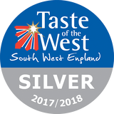 Taste of the West Silver Award Winner 2017