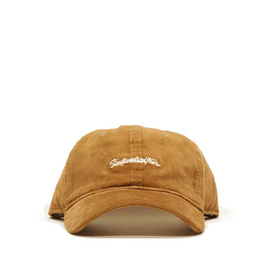 Curved Low Rise Hat - Nugget Corduroy