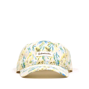 Curved Low Rise Hat - Hawaii White