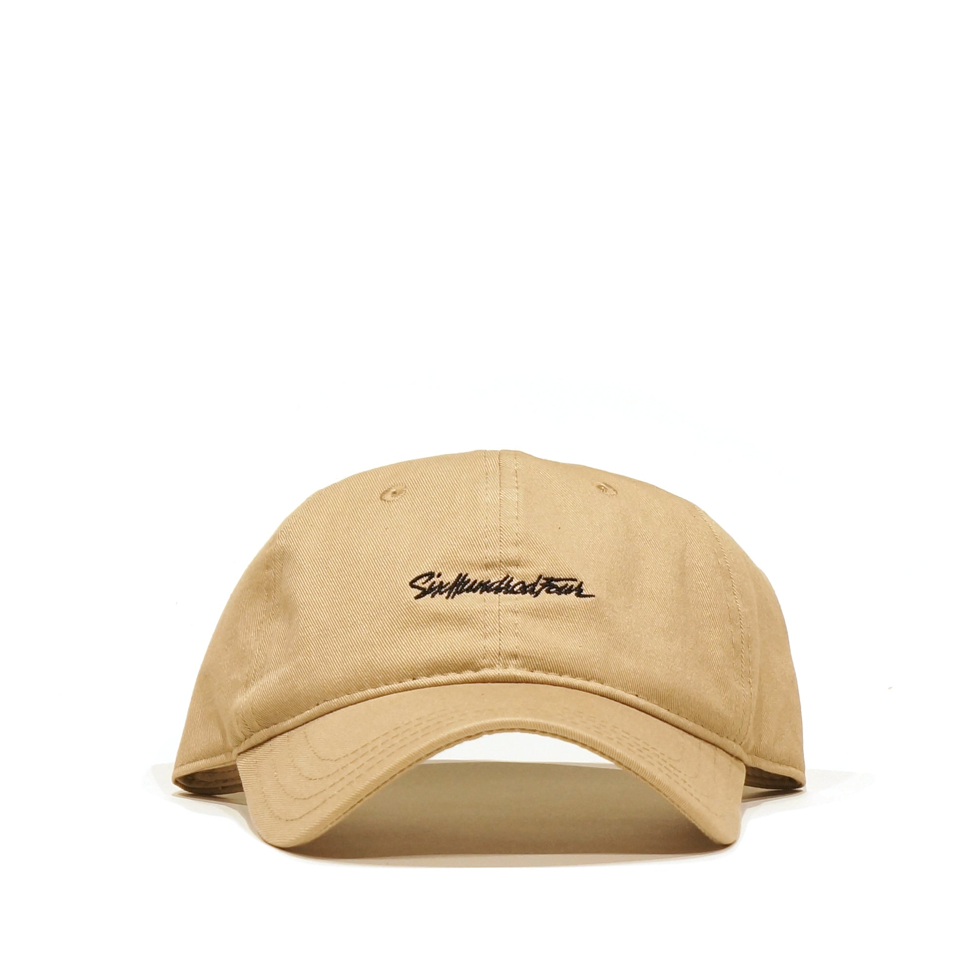 Curved Low Rise Hat - Khaki