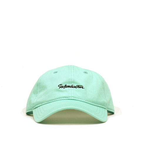 Curved Low Rise Hat - Seafoam