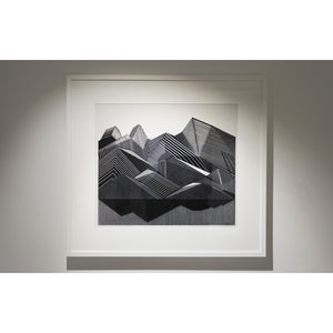 Kristensen - I Shut My Eyes in Order to See IV - Black Print