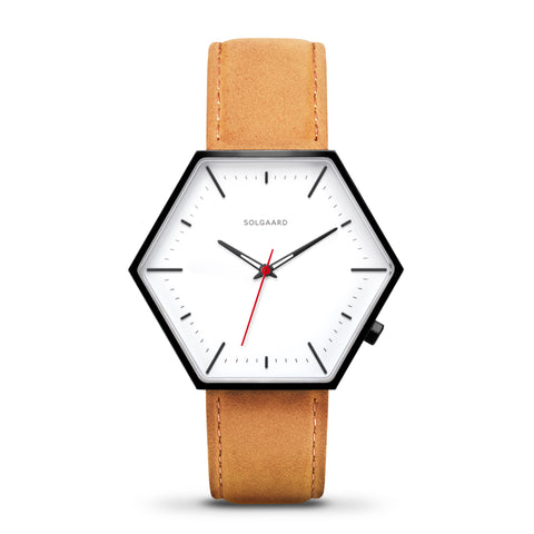 Hex Watches by Solgaard Design - Men's Conductor
