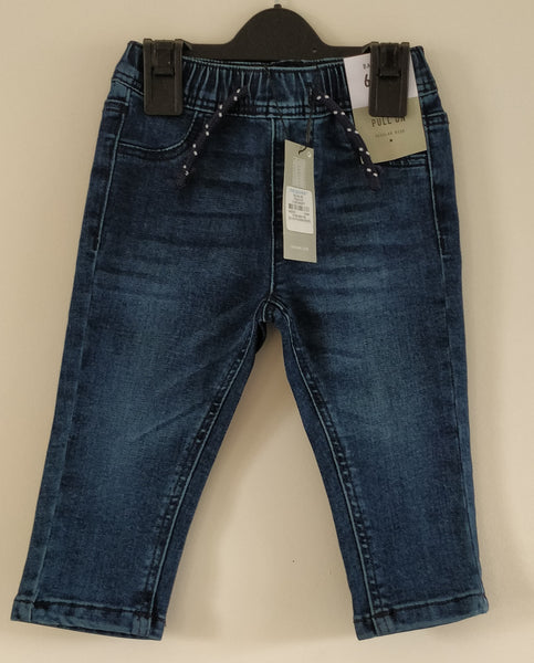 A27056 Boys 6 - 9 months Denim co BNWT