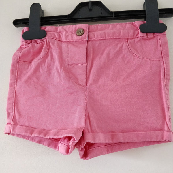 A27818 Girls 9 - 12 months Primark adjustable waist