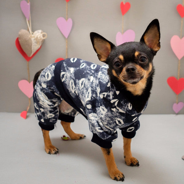 Dog Jumpsuit by Elikko