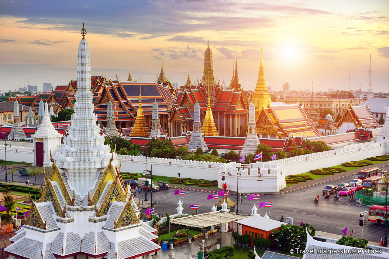 Grand Palace Tour (Transfer included), Thailand