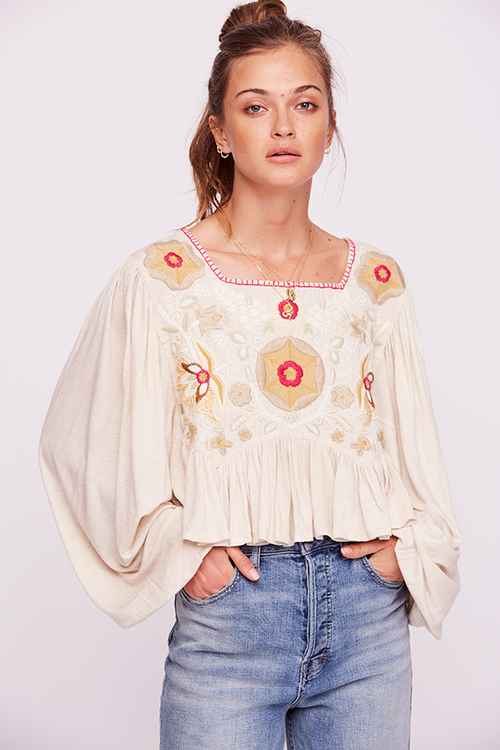 Claudine Top Free People