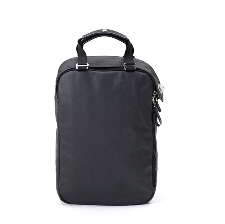 Daypack Qwstion Organic Jet Black