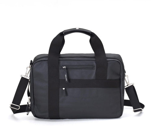 Office Bag Organic Jet Black Qwstion
