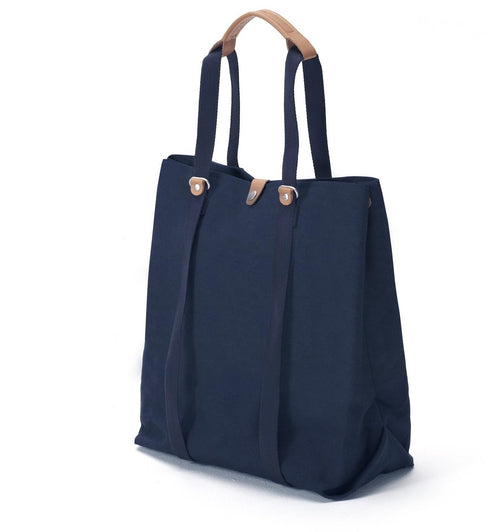 Shopper Organic Navy Qwstion