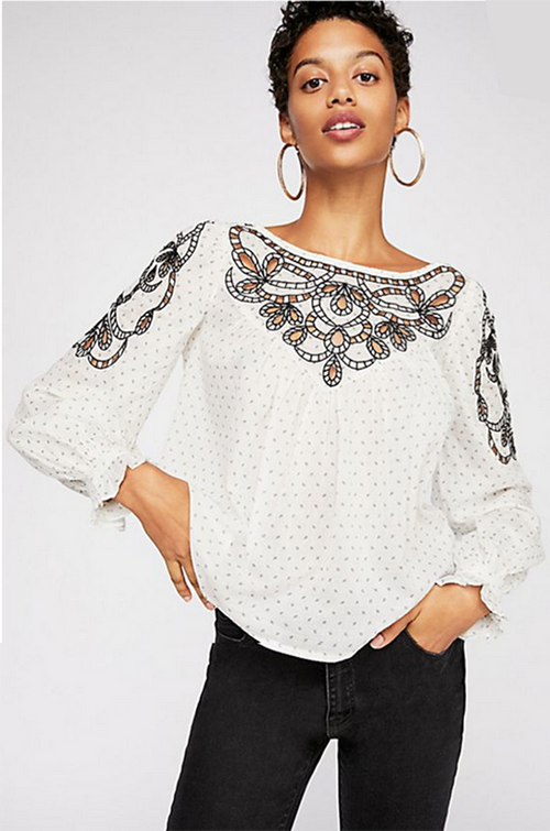 Everything I Know Blouse Free People