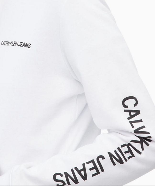 Institutional Regular Hoody Calvin Klein