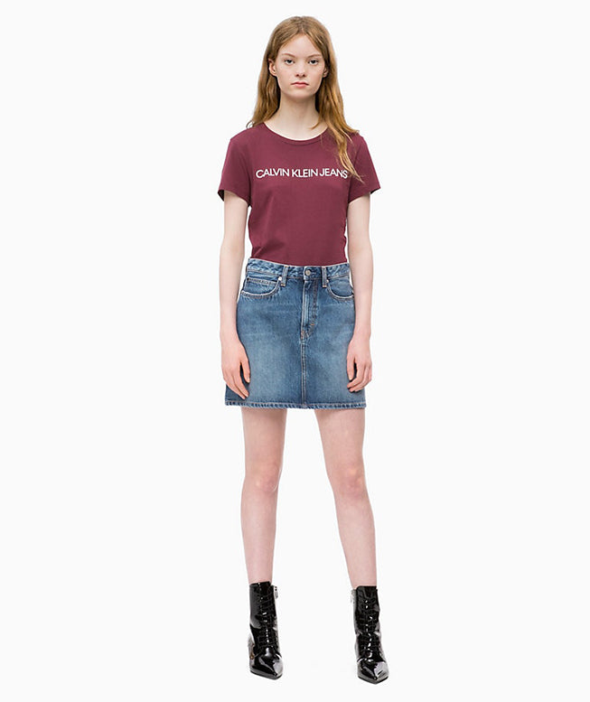 HR Mini Skirt Calvin Klein