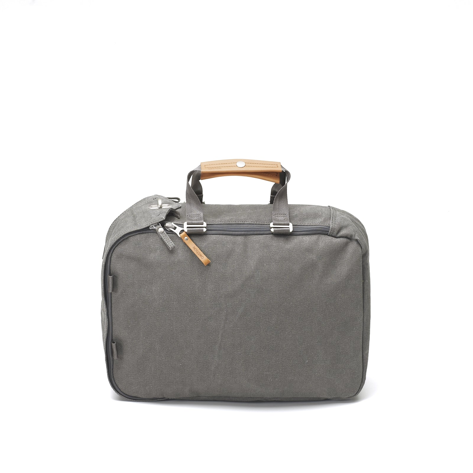 Daypack Organic Washed Grey Qwstion