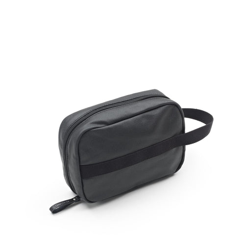 Toiletry Kit Organic Jet Black Qwstion