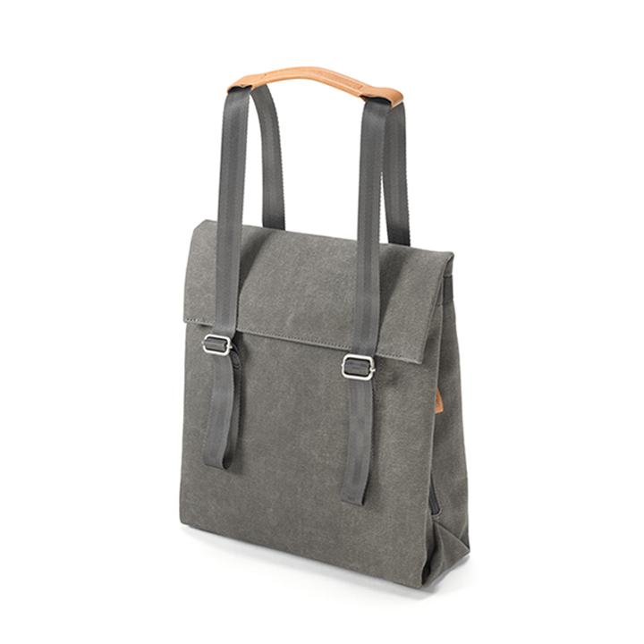 Small Tote Washed Grey Qwstion