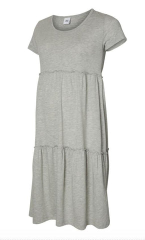 Ellie Sleeveless Maternity Dress