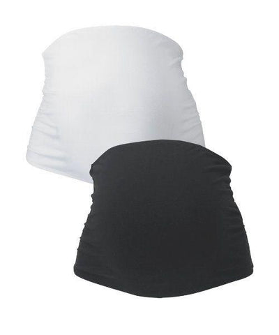 Lea Organic Tess Short Sleeved Black Nursing Top 2 PACK.