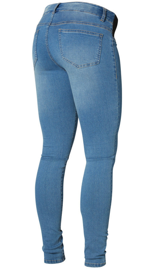 Ella Skinny Light Blue Maternity Jeggings