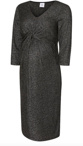 Marianne Long Sleeved Maternity & Nursing Dress
