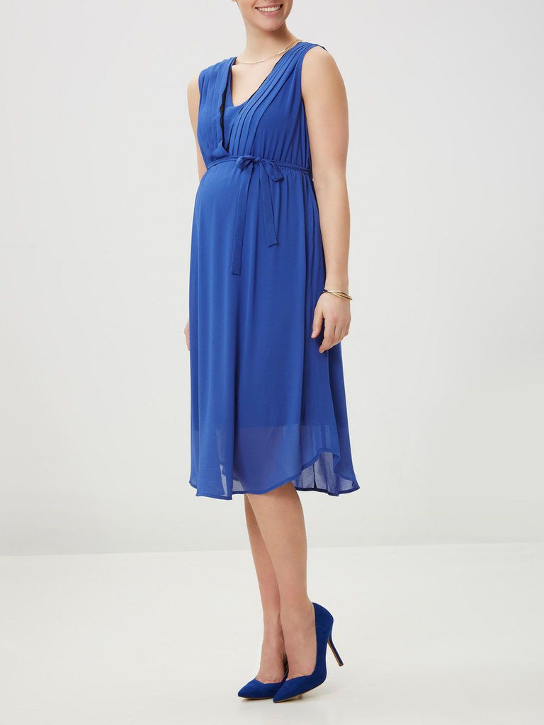 New Mona Ultramarine Formal / Party Maternity Dress