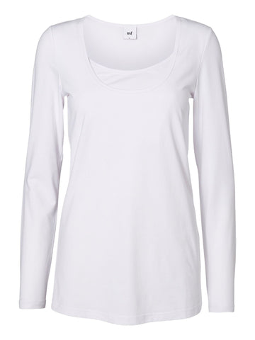 Lea Organic Long Sleeved Nursing Top 2 PACK.