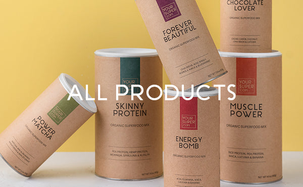 Superfoods & Plant Protein Powders