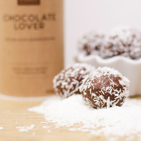 Healthy Chocolate Balls
