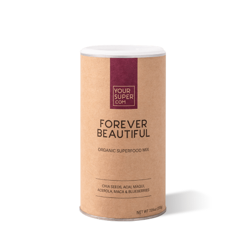 can of Forever Beautiful