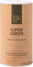 Super Green can