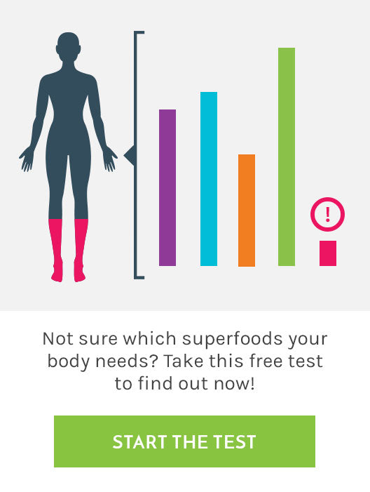 Which superfoods your body needs? - Take a quiz