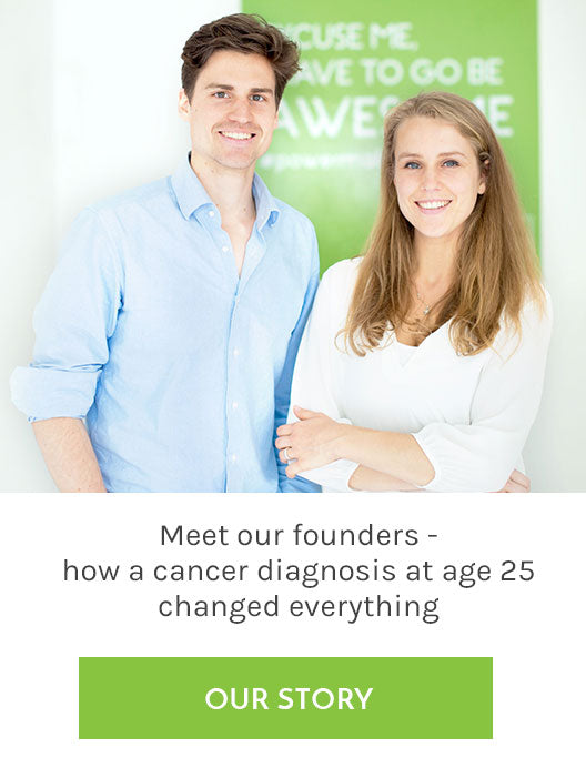 Meet our founders