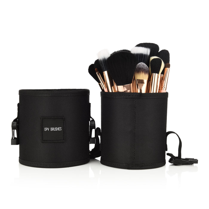 OPV 18pcs Brush Set with Brush Case