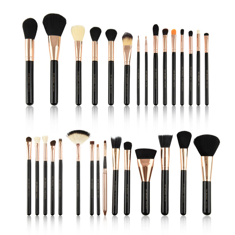 30 Pcs Brush Set with carry case