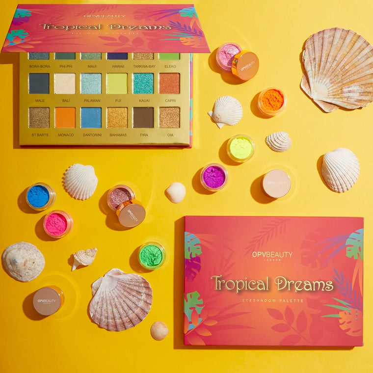 Tropical Dream Palette