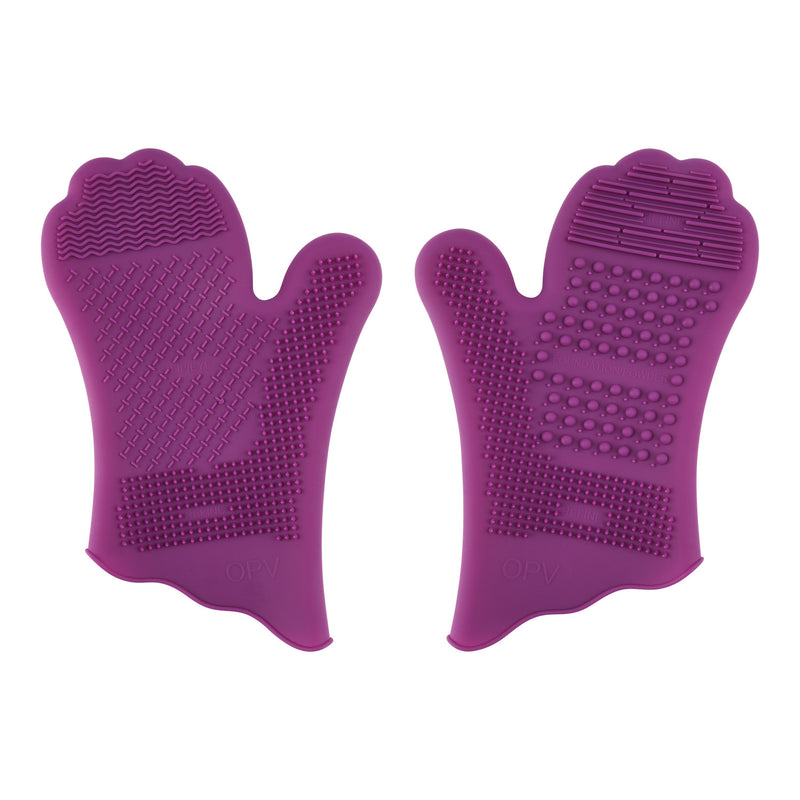 OPV Brush Cleaning Glove