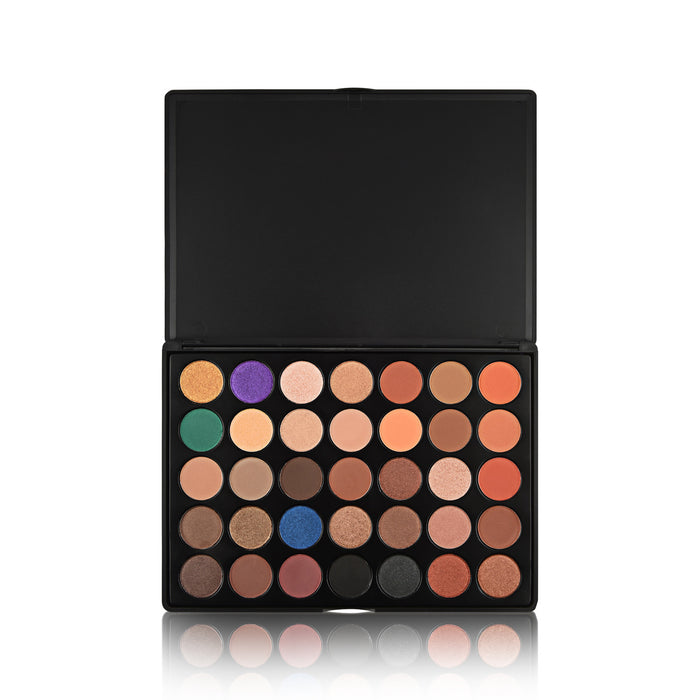 35 Colour Eyeshadow Palette - Gorgeous