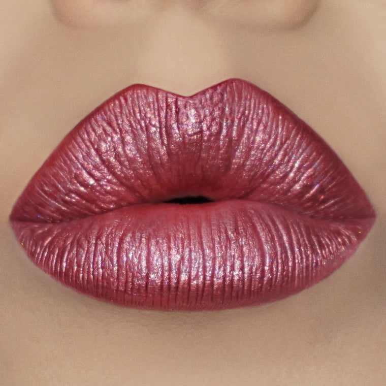 Flirty Metallic Liquid Lipsticks