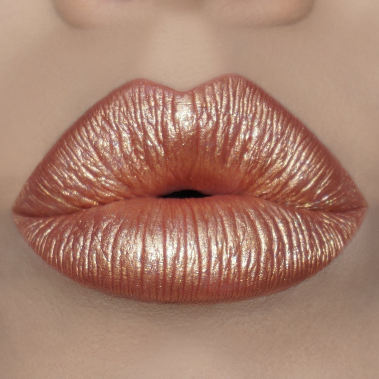 Hot Flash Metallic Liquid Lipsticks