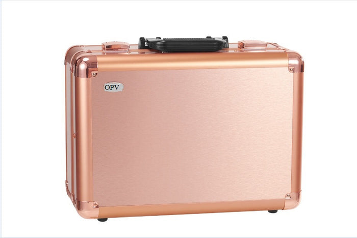 Small Rose Gold Vanity Trolley