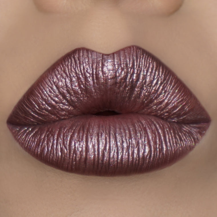 Indulge Metallic Liquid Lipsticks