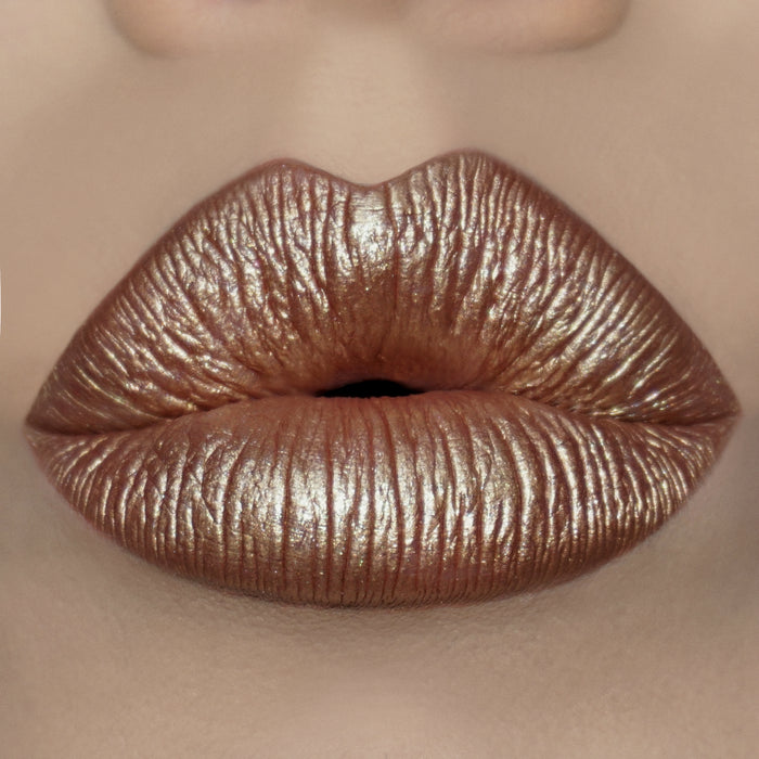 No Mugging Metallic Liquid Lipsticks