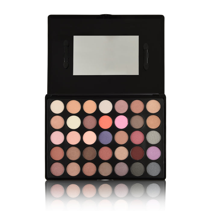 35 Colour Eyeshadow Palette