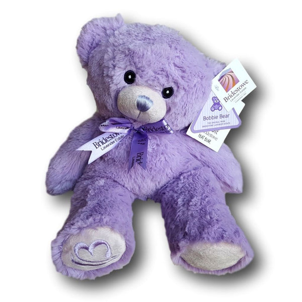"Heating Your ""Bobbie"" ~ Bridestowe Tasmanian Lavender Heat Pack Bear"